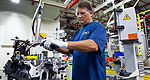 Renovations complete at GM Spring Hill Plant