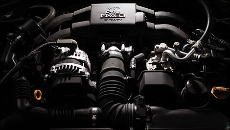 2013 Scion FR-S engine