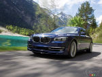 BMW's 2013 Alpina B7 more Powerful than an M