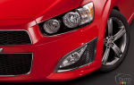 GM unveils pricing for the 2013 Chevrolet Sonic RS