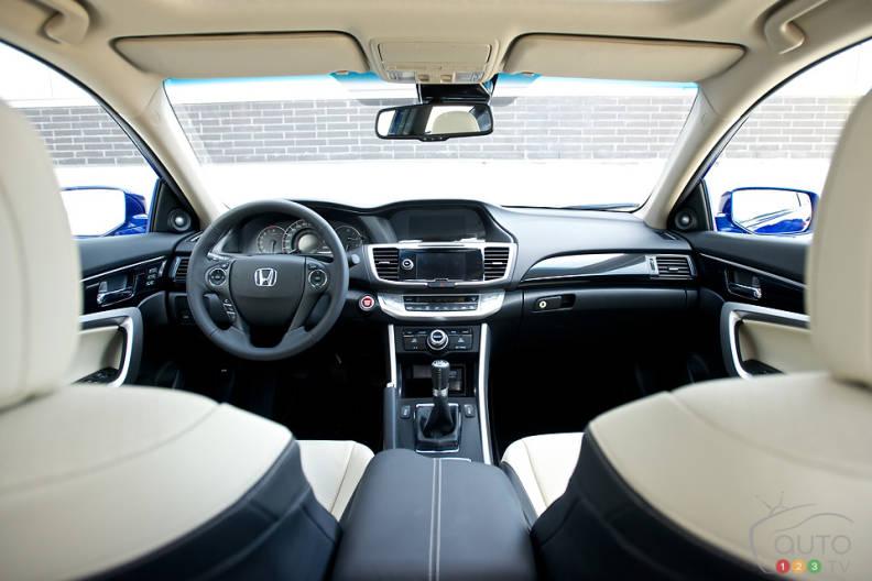 2014 Honda Accord Coupe Black