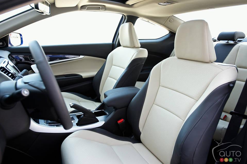 Honda Accord Coupe White Interior 2016 Honda Accord Coupe White Interior