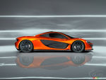 McLaren readies for its first-ever international auto show