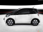 Toyota iQ EV soon on display in Paris