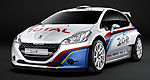 Rally: Peugeot unveils the 208 R5 (+photos)