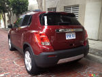 2013 Chevrolet Trax First Impressions