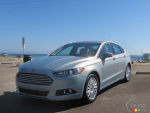 2013 Ford Fusion Hybrid First Impressions