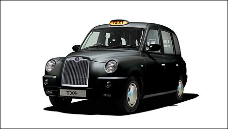 londres vers une disparition des fameux black cabs actualit s automobile auto123. Black Bedroom Furniture Sets. Home Design Ideas