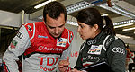 Audi's Leena Gade, the first female race engineer to win Le Mans
