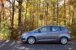 2013 Ford C-MAX Hybrid First Impressions