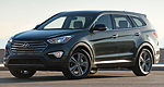 Hyundai launches 2013 Santa Fe