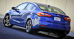 2014 Kia Forte debuts at Los Angeles Auto Show