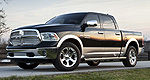Chrysler recalls 3,000 Ram 1500 trucks in Canada