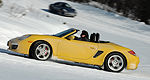 Winter Maintenance for Your Convertible Top