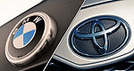 BMW and Toyota set to finalize deal on fuel cell technology