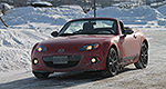 Mazda MX-5 Winter Drive