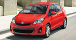 2013 Toyota Yaris Preview