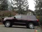 2013 Toyota Sequoia 4WD Platinum V8 5.7L Review