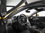 McLaren P1: 0-300 km/h in under 17 seconds!