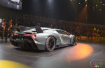 Ultra-exclusive Lamborghini Veneno bursts onto Geneva show floor