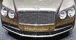 Bentley Flying Spur finally makes global debut in Geneva