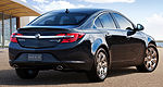 Buick unveils 2014 Regal at New York Auto Show