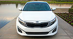 Refreshed 2014 Kia Optima debuts in New York