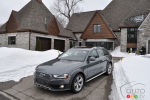 2013 Audi allroad Premium Review