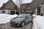 2013 Audi allroad Premium Review