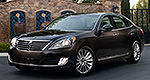 2014 Hyundai Equus makes North American debut in New York