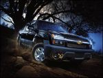 "2002 CHEVROLET AVALANCHE TO SPONSOR CBS'S ""SURVIVOR: AFRICA"""