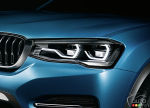BMW releases new pictures of Concept X4