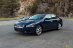2013 Nissan Maxima Preview