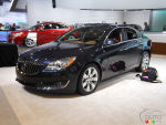 Buick Regal 2014 : aper�u