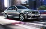Mercedes-Benz C-Class Sedan Preview
