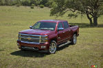 Chevrolet classes up 2014 Silverado with High Country edition