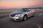 2013 Chrysler 200 Convertible Preview