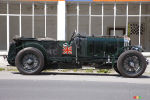 Two 1930 Blower Bentleys ready for Mille Miglia race