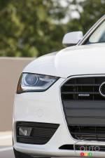 Audi A4 berline 2013 : aper�u