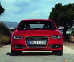 2013 Audi A4 sedan Preview