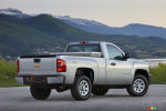 2013 Chevrolet Silverado Preview