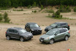 2013 Compact Crossover Comparison Test