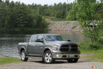 2013 RAM 1500 Outdoorsman Review