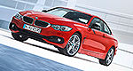 BMW 4 Series Coupé pricing unveiled