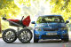 SKODA introduces the ultimate stroller... with 20'' wheels!