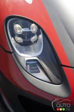 Frankfurt: Porsche 918 Spyder Launch