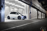 Toyota Releases Images of its New Yaris Hybrid-R