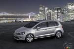 Frankfurt: Volkswagen Unveils Golf Sportsvan Concept