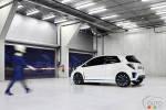 Toyota Yaris Hybrid-R unveiled in Frankfurt