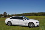 2014 Audi A8 L TDI First Impressions